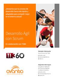 Curso de desarrollo ágil en colaboración con TI 360